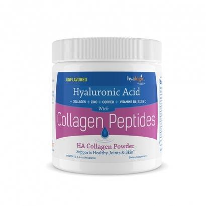 Hyalogic®流行鏈球菌發酵物(含透明質酸鈉)複方膠原蛋白粉